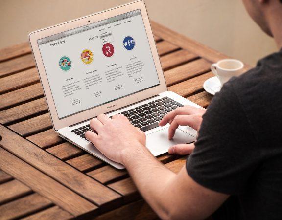 Pozycjonowanie stron typu one-page