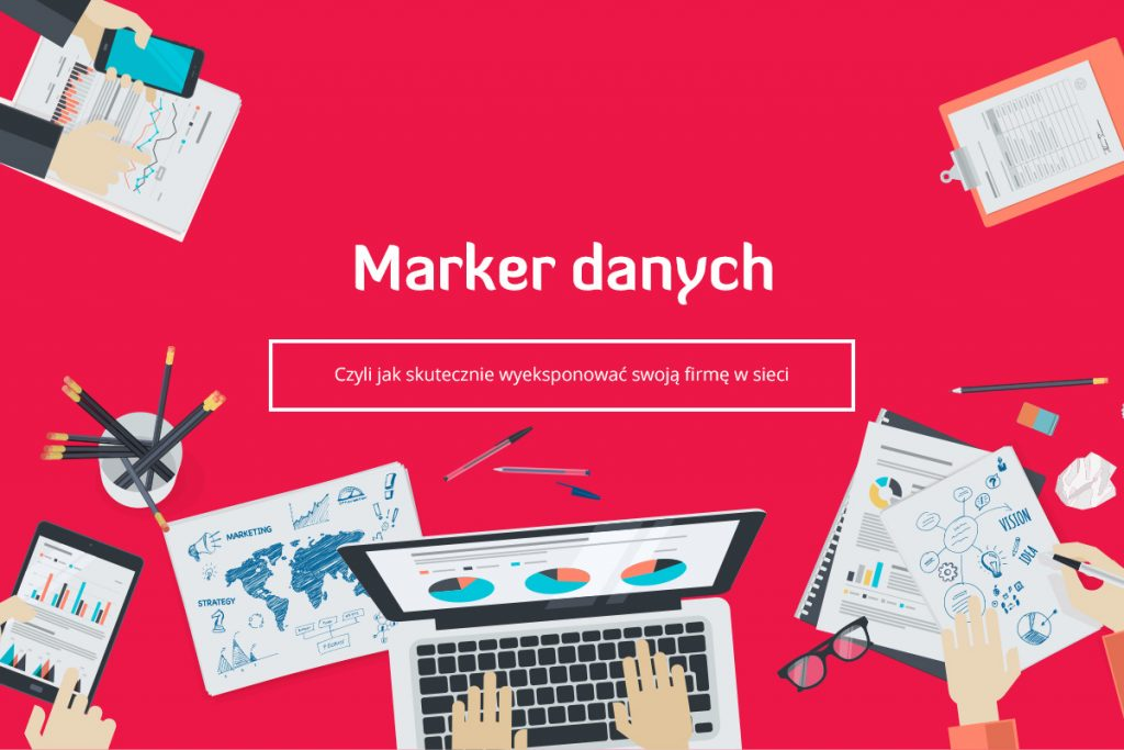 Marker danych